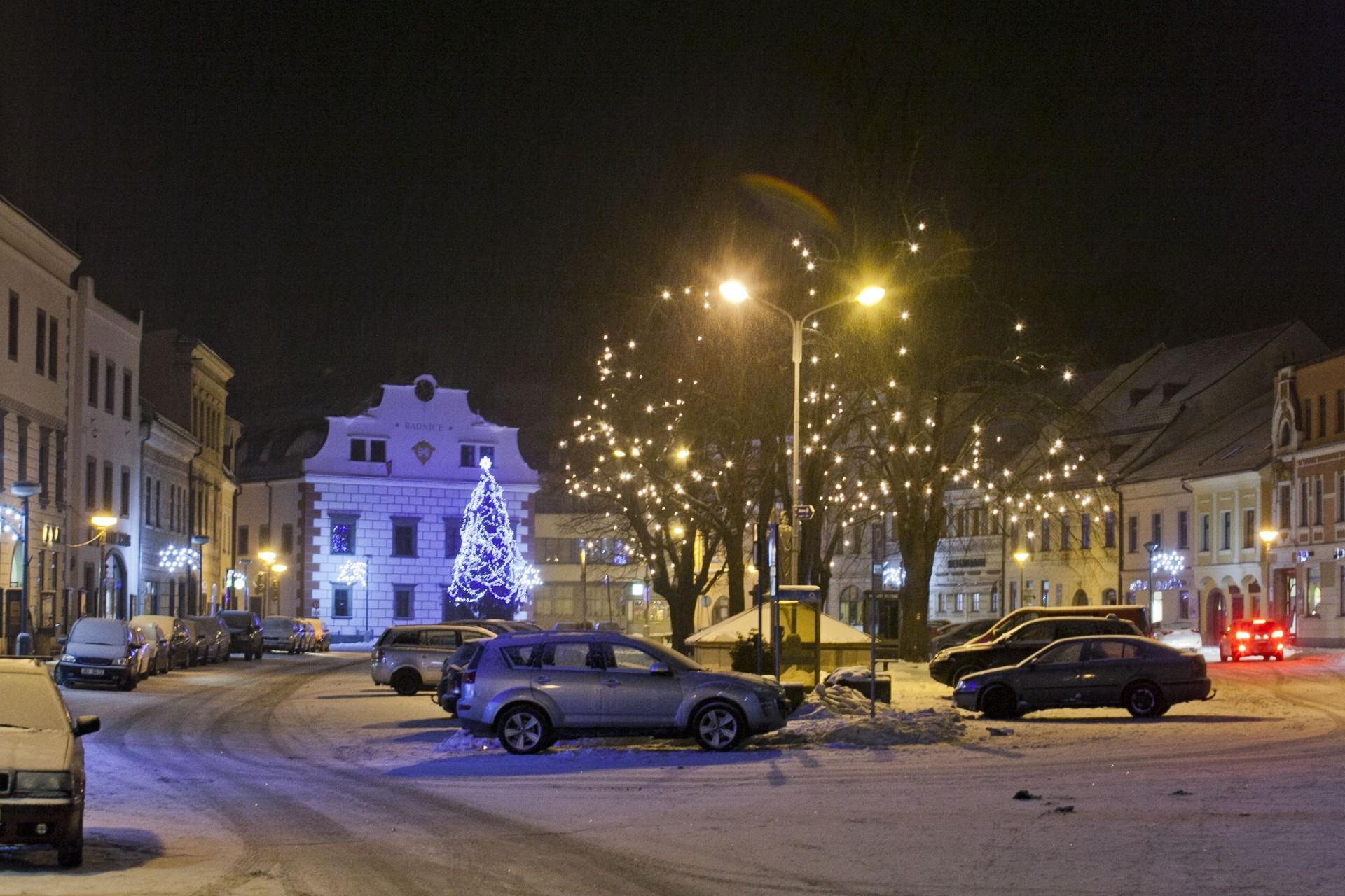 Novoroční náměstí